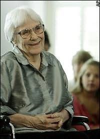 Harper Lee's picture