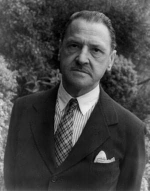 W Somerset Maugham's picture