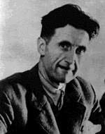 George Orwell's picture