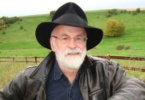 Terry Pratchett's picture