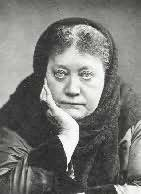 Madame Blavatsky's picture