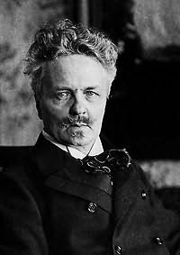 August Strindberg's picture