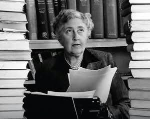 Agatha Christie's picture