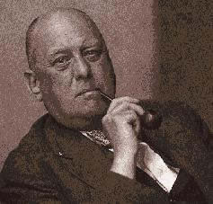 Aleister Crowley's picture