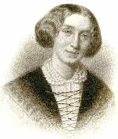 George Eliot's picture