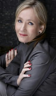 J K Rowling's picture