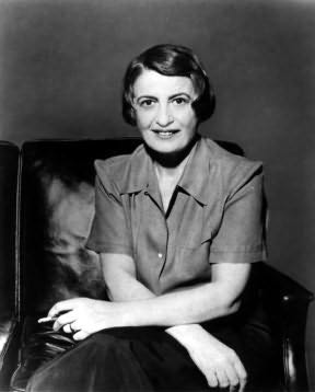 Ayn Rand's picture