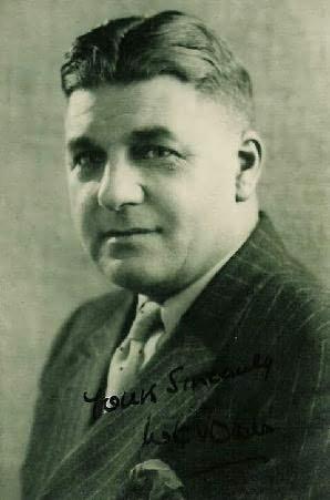 Captain W E Johns's picture