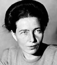Simone de Beauvoir's picture