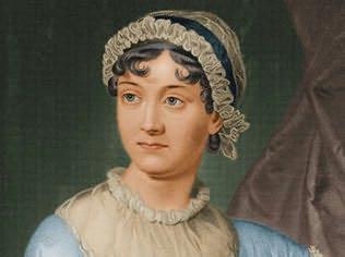 Jane Austen's picture