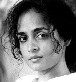 Arundhati Roy's picture