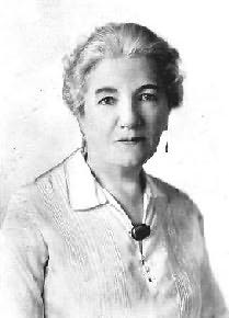 Laura Ingalls Wilder's picture