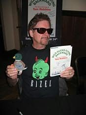 Tom Robbins's picture
