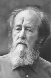 Aleksandr Solzhenitsyn's picture