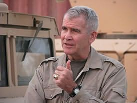 Oliver North's picture