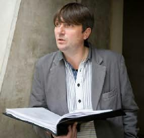 Simon Armitage's picture