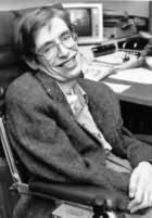 Stephen Hawking's picture