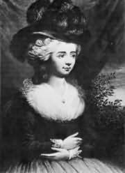 Frances Burney's picture