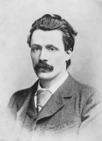 George Gissing's picture