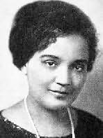 Jessie Redmon Fauset's picture
