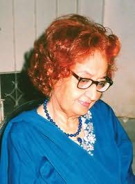 Qurratulain Hyder's picture