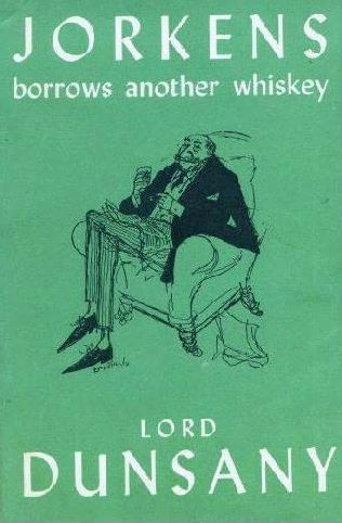 book cover of Jorkens Borrows Another Whiskey