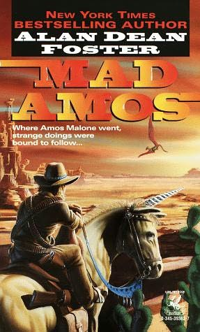 book cover of Mad Amos