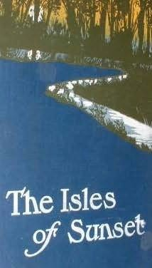 book cover of The Isles of Sunset