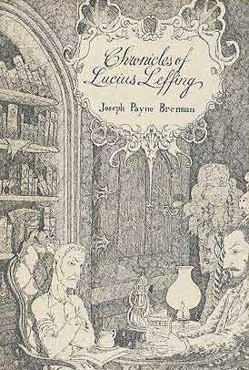 book cover of The Chronicles of Lucius Leffing