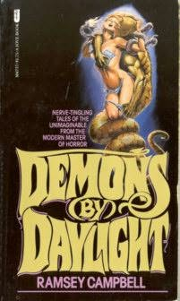 book cover of Demons by Daylight