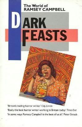 book cover of Dark Feasts