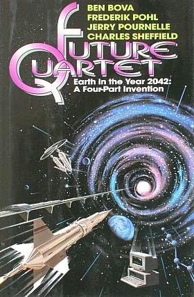 book cover of The Future Quartet