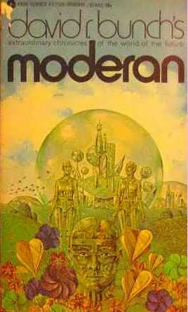 book cover of Moderan