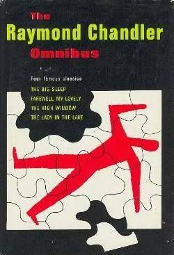 book cover of The Raymond Chandler Omnibus