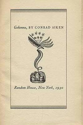 book cover of Gehenna