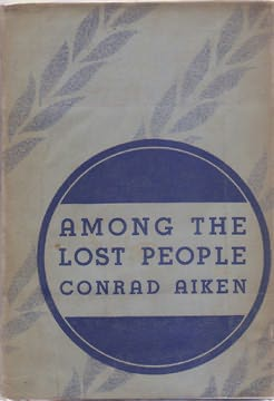 book cover of Among the Lost People