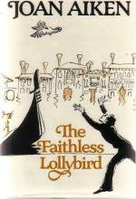 book cover of The Faithless Lollybird
