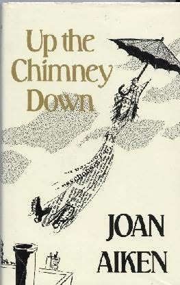 book cover of Up the Chimney Down