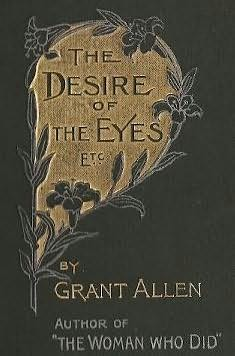 book cover of The Desire of the Eyes