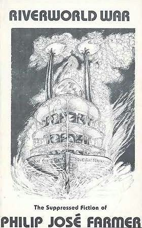 book cover of Riverworld War