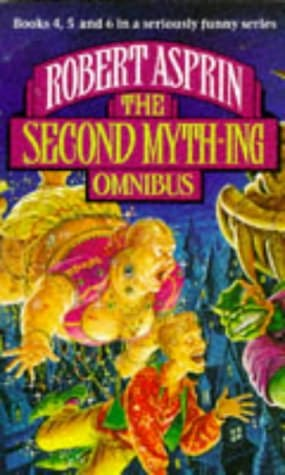 book cover of The Second MYTH-ing Omnibus