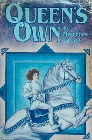 book cover of Queen\'s Own