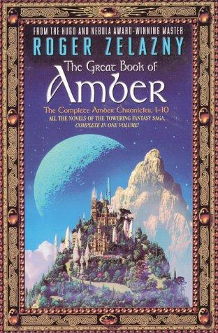 book cover of The Great Book of Amber