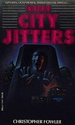 book cover of More City Jitters