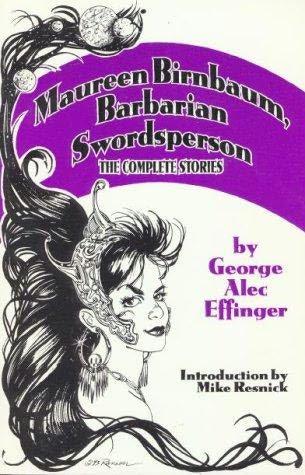 book cover of Maureen Birnbaum, Barbarian Swordsperson