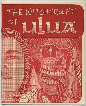 book cover of The Witchcraft of Ulua