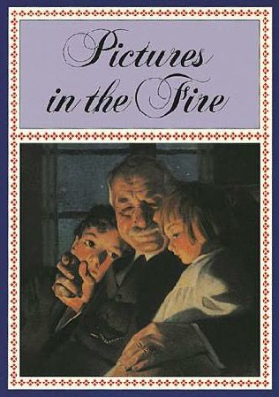 book cover of Pictures in the Fire