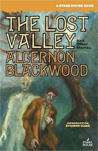 book cover of The Lost Valley