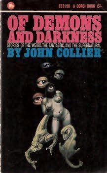 book cover of Of Demons and Darkness