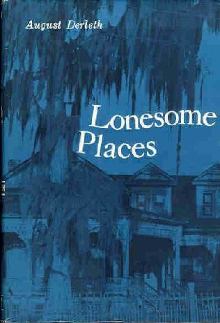book cover of Lonesome Places